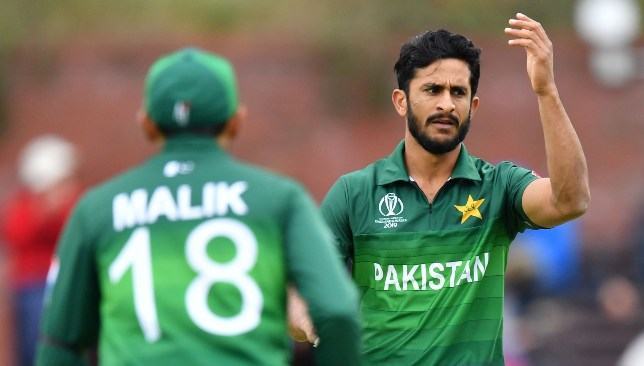 Hasan Ali looks a shadow of his former self.