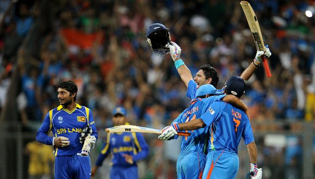 India's second World Cup title in 2011 came on home soil.