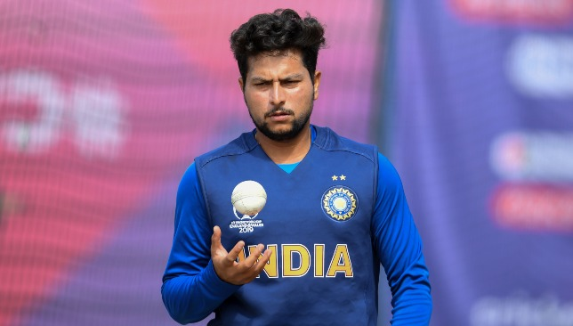 Kuldeep will only get better.