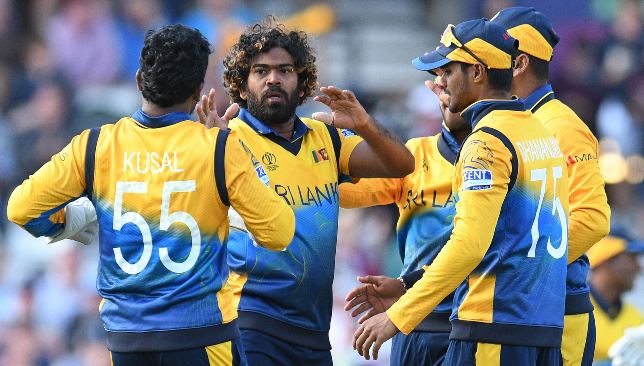 Malinga blew the tournament wide open with his spell.