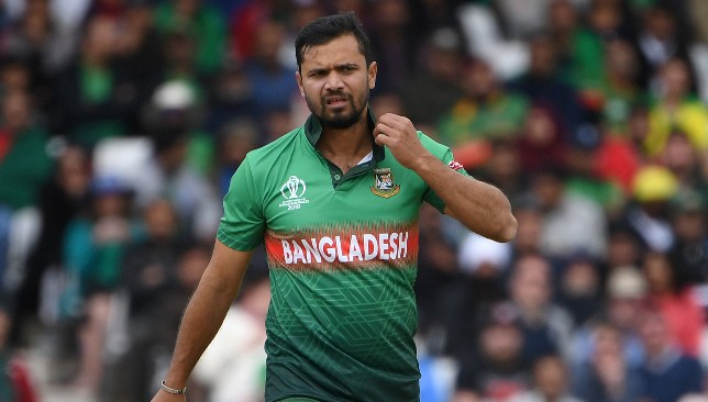Mortaza has declined drastically as a player.