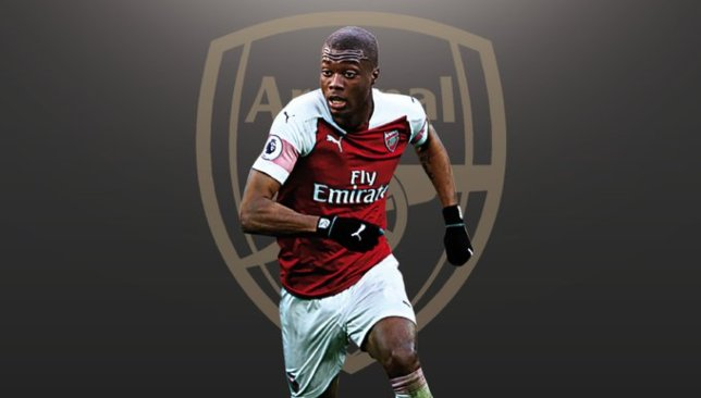 buy online 96180 7003d Transfer news: Arsenal near €80m Nicolas Pepe signing with ...