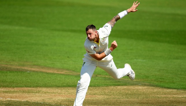 Pattinson will be big test for England's openers.