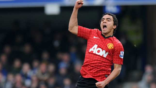 Rafael was seen as the heir to Neville, but he was passed over by Louis van Gaal.