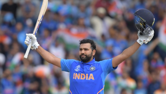 Rohit completely overshadowed Kohli in the World Cup.