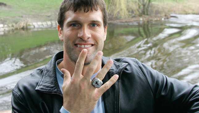 McCready was the first British player to win a Super Bowl ring in 2001.