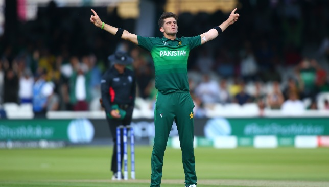 Shaheen Afridi had a stellar debut World Cup campaign.