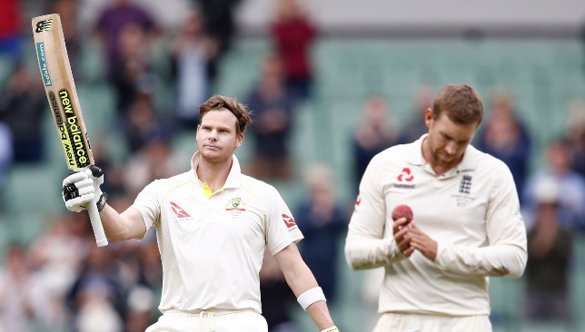 Smith simply loves batting against England.