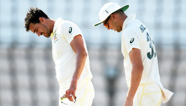 Starc could miss out to Hazlewood or Siddle for the third pacer's slot.