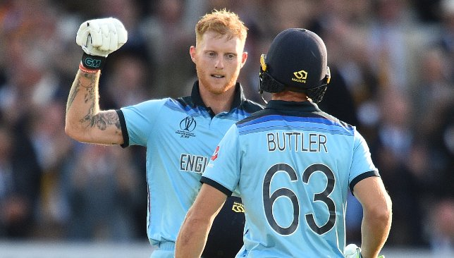 It was arguably Stokes' greatest ODI innings.