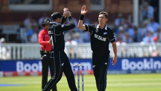 Boult has hurt India in the past on several occasions.