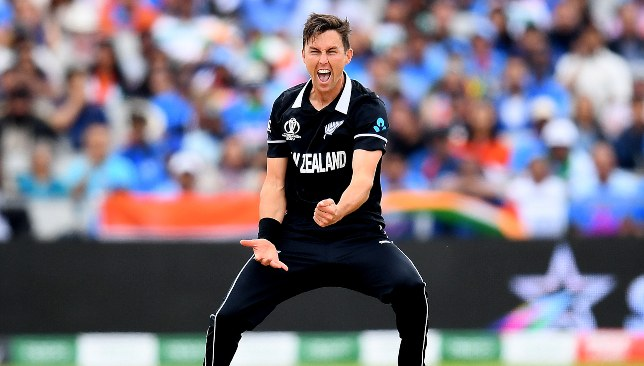 Boult was pivotal to New Zealand's strong run.