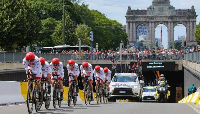 Tour De France News Uae Team Emirates Will Learn From A Tough 2019 Tour De France Sport360 News