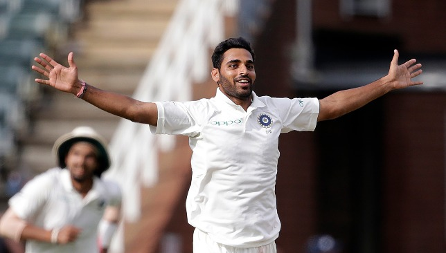 No Test appearance for Bhuvi since January, 2018.