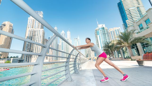 best cheap d34a2 b4098 Where to run in Dubai  The Emirate s best running tracks