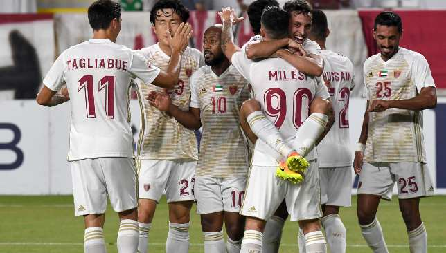 Al Wahda could easily have progressed but shot themselves in the foot on numerous occasions.