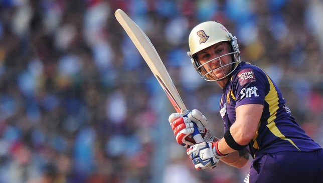 McCullum has previously been a KKR player.