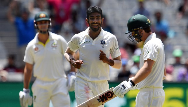 Bumrah's heroics were pivotal in India sealing a Test series win Down Under.