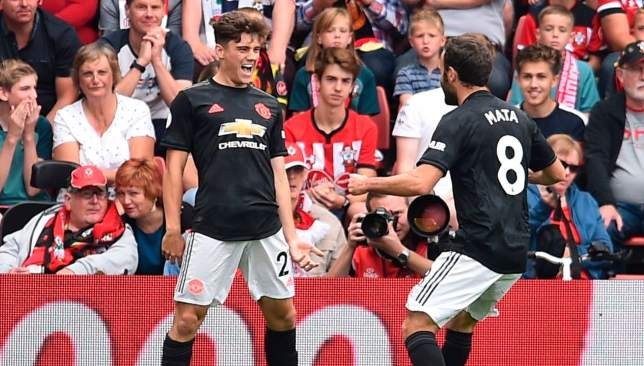 Daniel James was one of three signings at United this summer, but his national team boss Giggs believes United need five more.