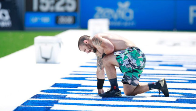 CrossFit Games 2019: Mat Fraser in a league of his own and