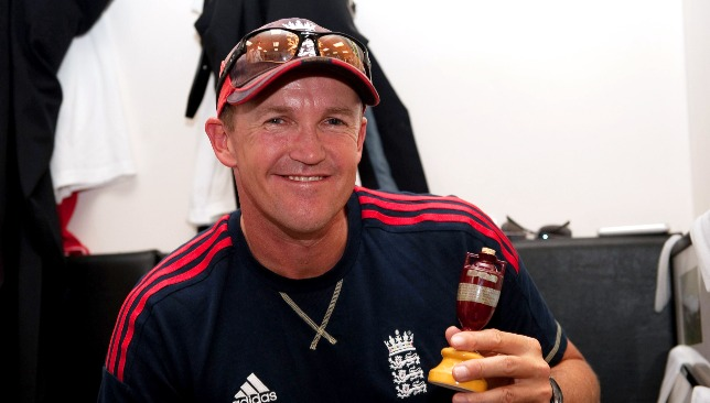 Andy Flower is a solid shout.
