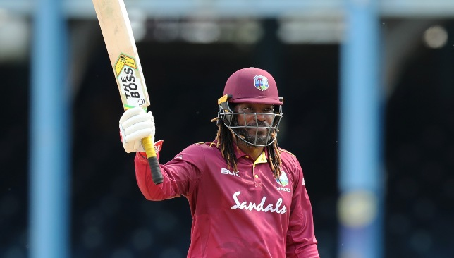 Chris Gayle went unsold.