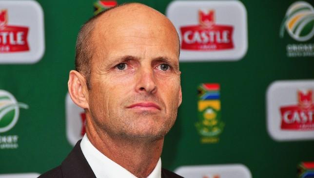 Former South Africa stalwart Gary Kirsten.