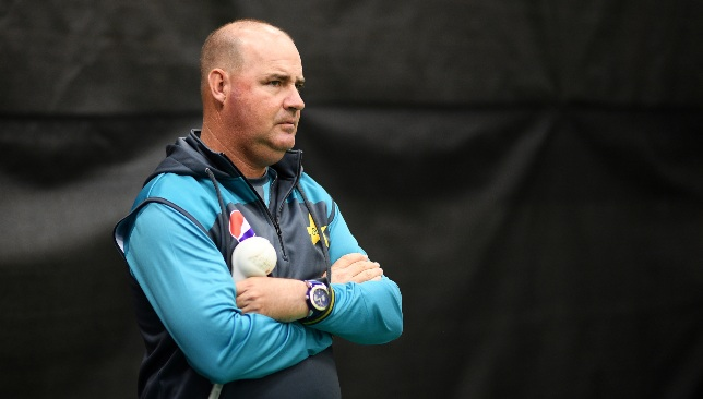 Mickey Arthur has been relieved of his Pakistan duties.
