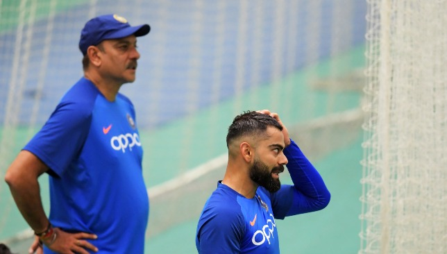 Shastri's equation with Kohli should see him get another stint.