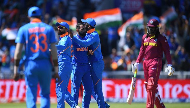 West Indies vs India: Chris Gayle against Mohammed Shami and other