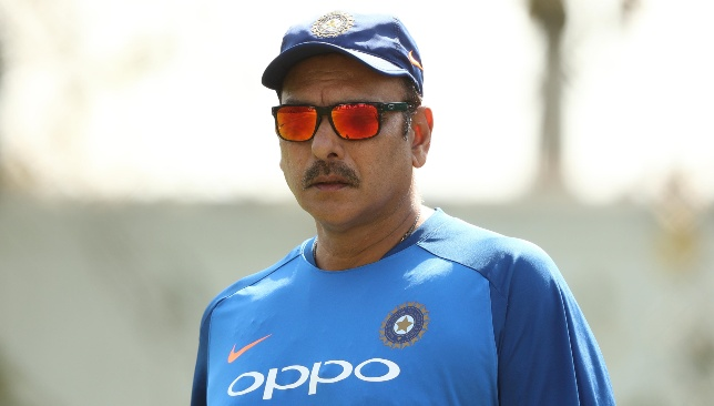 Ravi Shastri remains in the India hot seat.