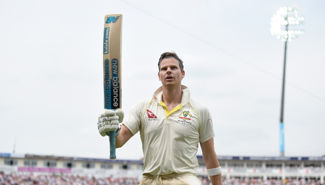Steve Smith was sensational on his Test return for Australia.
