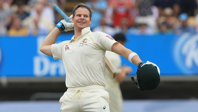 Smith's average in the last 10 Ashes Tests is 139.50.