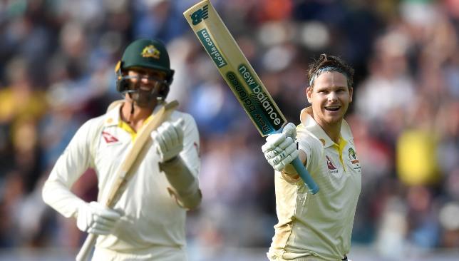 Sensational Smith to the rescue of Australia on Test return.