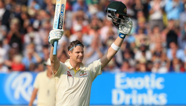 It was one of the greatest Test innings Smith has played so far.