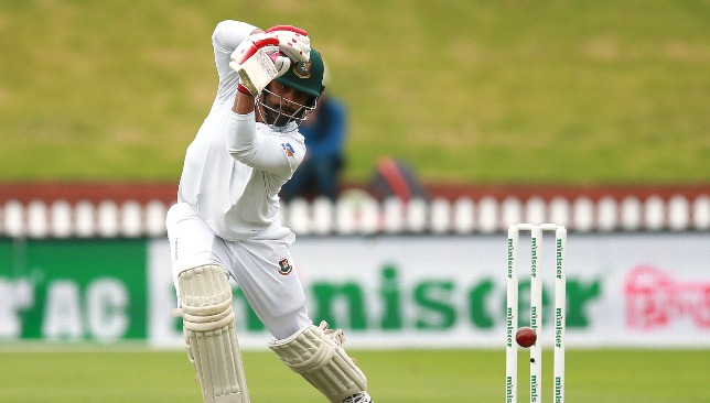 Bangladesh opener Tamim Iqbal.