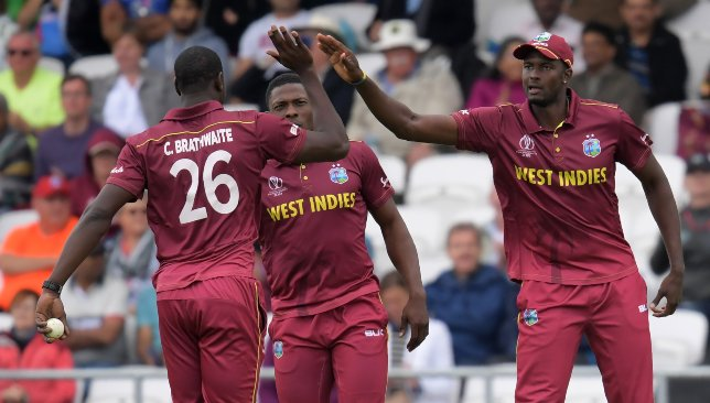 No ODI series win sine 2014 for Windies.