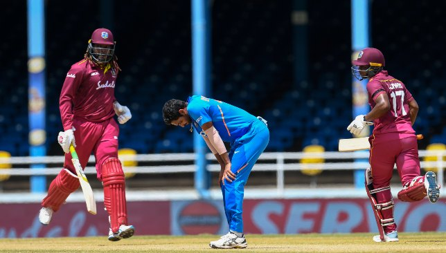 West Indies vs India Live Cricket Score: Ball-by-ball