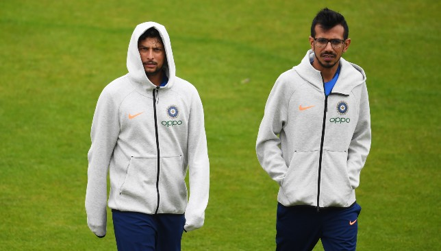A chance for Kuldeep and Chahal to make amends.