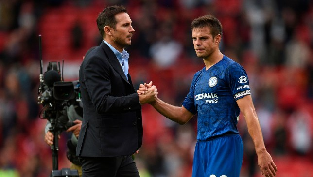 A crushing loss for Lampard and Chelsea in the season opener.