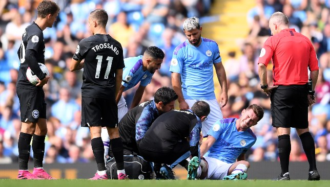 Aymeric Laporte injury takes the shine off another slick Man