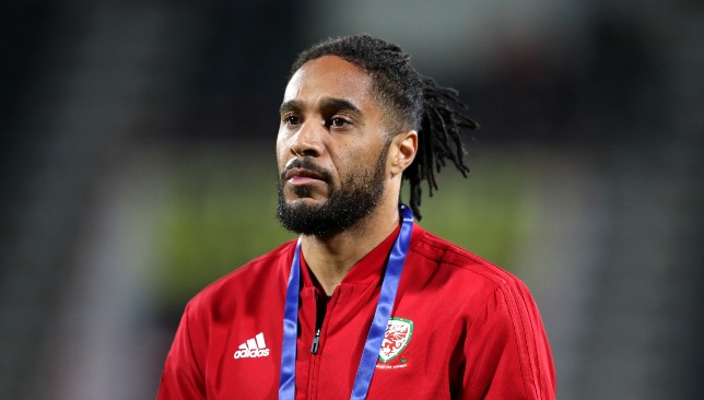 Ashley Williams is back in the Wales squad.