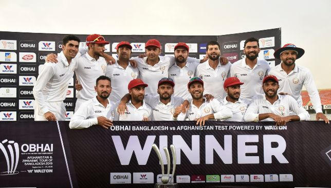 Rashid-led Afghanistan beat rain to post massive win over Bangladesh