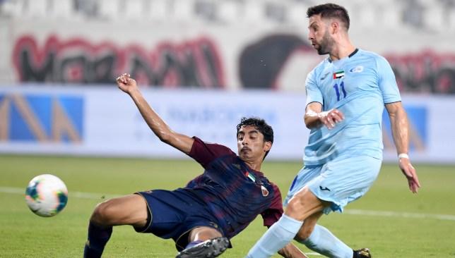 Pedro Conde (UAE Pro League).