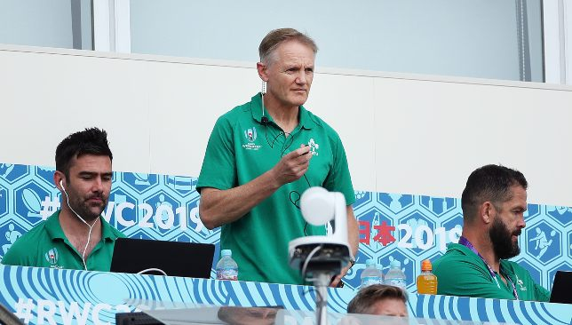 Joe Schmidt and Ireland suffered a shock at the hands of Japan.