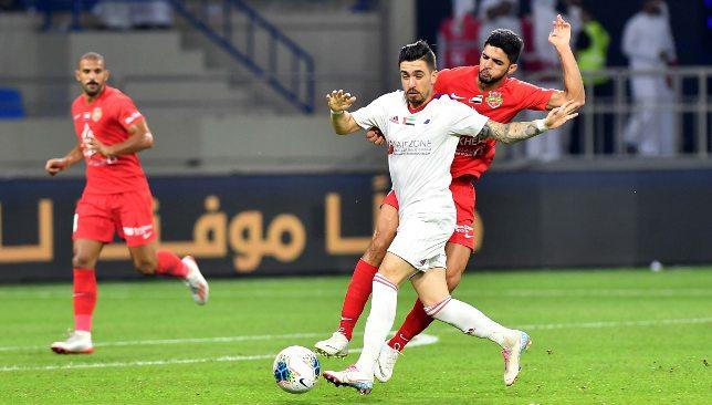 Igor Coronado (UAE Pro League).