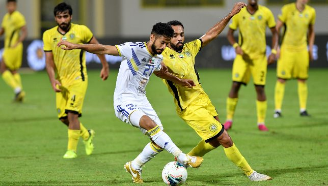 Khaled Bawazir (UAE Pro League).
