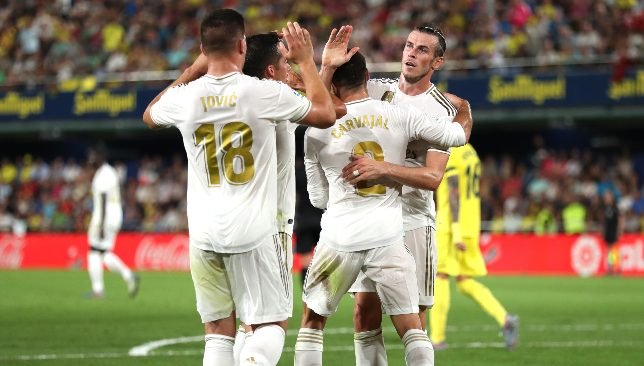 Villarreal Real Madrid Sublime Luka Jovic Flick In First Start Hints At Bright Future In White Sport News