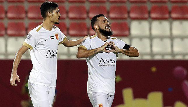 Fernando Gabriel (UAE Pro League).