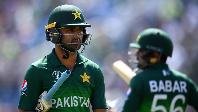 Not the best year so far for Fakhar.